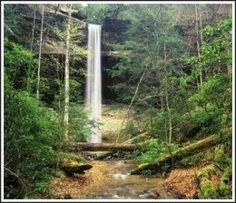 Yahoo Falls, KY