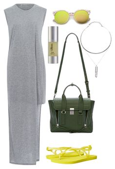 """heahgcc"" by kata-szabo on Polyvore featuring Acne Studios, Havaianas, 3.1 Phillip Lim and skinChemists"