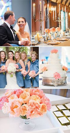 Classic, formal wedding; Photos by Avery House