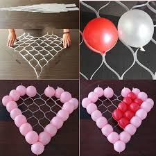 Resultado de imagen para corazones en globos