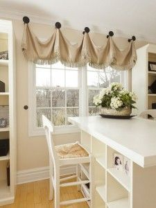 #WindowTreatment always add style to your window. Here learn about the types of valance designs and ideas for installing wood valance designs in your home.