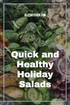 With all those delicious, yes, Healthy Holiday Recipes, Healthy Meals For Kids, Healthy Salad Recipes, Quick Easy Meals, Kids Meals, Easy Recipes, Healthy Snacks, Winter Fruit Salad, Lettuce Salad Recipes