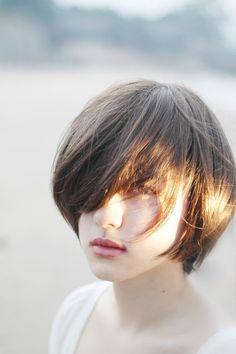 画像 : 前髪がバサッと目に掛かってて可愛い女の子写真集! - NAVER まとめ