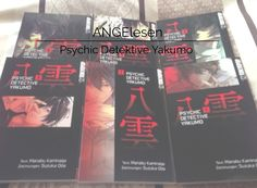 rezension review, manga psychic detective yakumo tokyopop