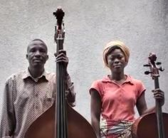 Music is louder than death & bigger than life. {Congo's thriving orchestra}