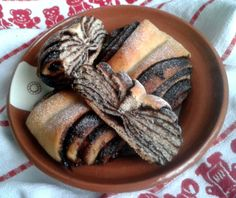 Kysnuté kakaovo-škoricové slimáky - hrnčekové - obrázok 6