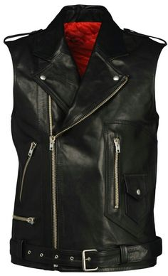 efa4e38dd9 Custom Mens Leather Vests  Veather Waistcoat
