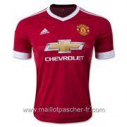 Nouveaux maillot de foot pas cher Manchester United 2016 domicile €18.90