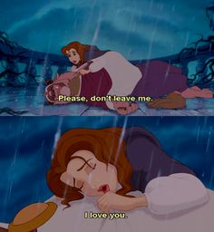 Find images and videos about love, disney and beauty and the beast on We Heart It - the app to get lost in what you love. Disney Memes, Disney Quotes, Disney Cartoons, Disney Love, Disney Magic, Disney Belle, Disney Family, Disney And Dreamworks, Disney Pixar