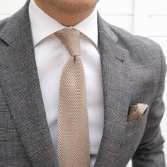 Great color and texture combo. Mens style