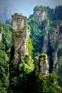 Zhangjiajie, Hunan, China   by LooseBalloon