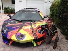 Nothing but love. #Lamborghini #Duaiv #ArtbyDuaiv