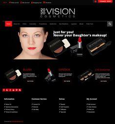 20-20 Vision Cosmetics