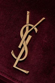 Burgundy Sunset small velvet shoulder bag | SAINT LAURENT | NET-A-PORTER Saint Laurent Dress, Yves Saint Laurent, Designer Jewelry Brands, Wolford Tights, Aldo Boots, Iconic Dresses, Minimalist Wallpaper, Small Cards, Jewelry Branding