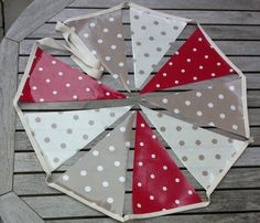 Outdoor Bunting Waterproof Bunting Garden Bunting Wipe by Fiondi