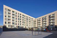 Viviendas Sociales de Alquiler en Terrassa  / TAC Arquitectes