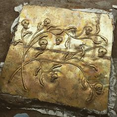 On process Copper, Brass, Metal Artwork, Handicraft, Throw Pillows, Gallery, Craft, Toss Pillows, Cushions