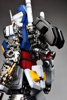 GUNDAM GUY: PG 1/60 RX-78-2 Gundam - Painted Build