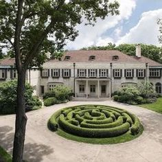 The Pabst Mansion in Glencoe for $4,595,000 at 14,000 sq feet.