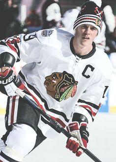 Captain of Chicago blackhawks