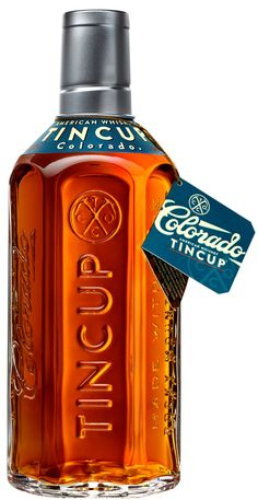 Tincup Whiskey #liquor