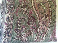 100% pashmina with softly-hued paisleys, $45 at https://www.etsy.com/listing/497748265/paisley-pastel-pashmina-luxury-shawl #pashmina #vogueteam #shawl #wrap #troppobella #luxury #warmth