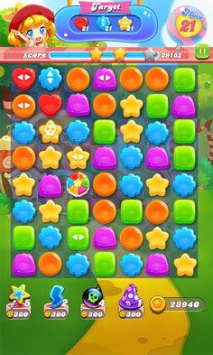 原创作品:Candy Mania 游戏U...