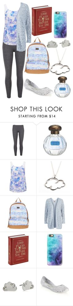 """""""Greek High Modern Day: Hypnos"""" by plum-and-peaches on Polyvore featuring Tocca, Forever New, ileava, Volcom, ONLY, Graphic Image, Casetify, Kensie, Melissa and modern"""