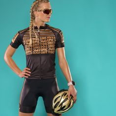 8d27b2537 For the tomboy at heart our fierce  DoEpicShit cycling kit is here! Cycling  Jerseys