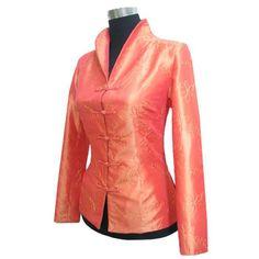 2fa1720a460897 Fabric: Taffeta Pattern: Floral Neck: V Neck Sleeve: Long Sleeve Button: