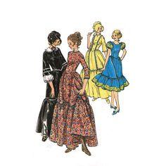 1970s Vintage Centennial Costume Pattern by JFerrariDesigns, $16.00