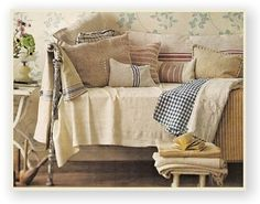 {DIY} French Country Farmhouse Decorating - 5 Key Elements