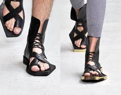 Juun J. SS12 Sandals