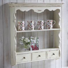 Cute shabby shelf