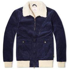 Battenwear Warm-Up Fleece (Navy)