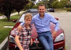 """The creator of """"Everybody Loves Raymond"""" takes a sentimental drive up the California coast with his teenage son in an eye-catching red BMW 640i convertible. Two things happen: the road trip reconfirms how much he loves his son, and he discovers an affection for cars he never knew he had."""