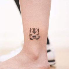 avatar the last airbender tattoo * avatar the last airbender + avatar aang + avatar + avatar airbender + avatar the last airbender tattoo + avatar the last airbender art + avatar the last airbender funny + avatar the last airbender wallpaper Tattoo Geek, Simbolos Tattoo, Avatar Tattoo, Nerdy Tattoos, Anime Tattoos, Cool Tattoos, Tatoos, Little Tattoos, Mini Tattoos