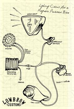 956c748d150b753088ef07ebe3684a6b electrical wiring weird cars wiring system on a triumph 650 choppers pinterest triumph Coil Wiring Diagram at gsmx.co