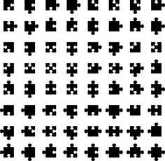 ジグソー パズルのピースのクリップアート ベクター クリップ アート - 無料ベクター