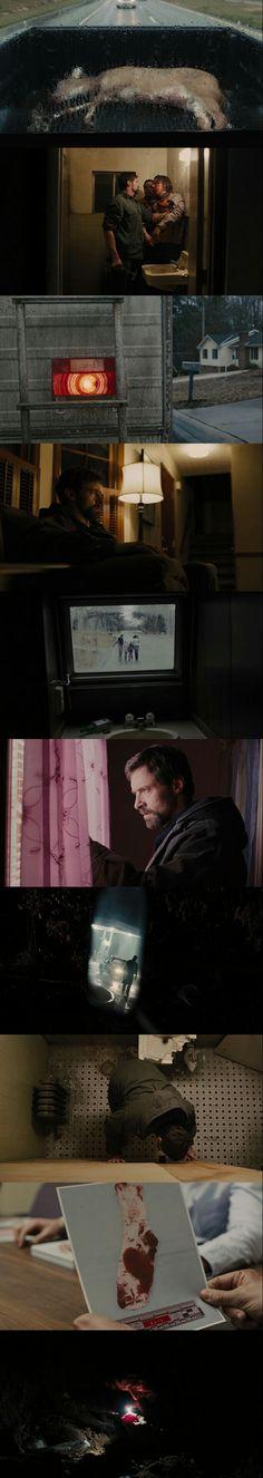 Prisoners(2013) Directed by Denis Villeneuve. Cinematography by Roger A. Deakins.