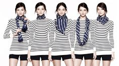 The Summer Scarf, 5 Ways: The Tory Burch Blog