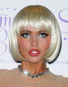 Beauty Police: Sparkly Hair