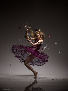 Beautiful, spontaneous dance photos
