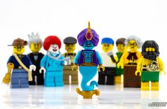 RIP Robin Williams – LEGO tributes