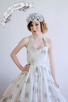 Skulls wedding dress....if there was ever a reason for me to re ...