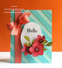 Confessions and ramblings of a compulsive obsessive paper crafter! Candy Cards, Cool Cards, Quick Cards, Get Well Cards, Card Maker, Card Sketches, Paper Cards, Flower Cards, Greeting Cards Handmade