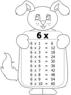 Free Grade One math printable activity worksheet. Subtraction Worksheets, Kids Math Worksheets, Math Activities, Maths Times Tables, Times Tables Worksheets, Preschool Math, Teaching Math, Math Anchor Charts, Math Books