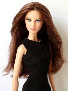 Model #14 - Barbie Basics #002 2011 by shadow-doll, via Flickr