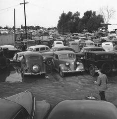 LA, Ansel Adams (1940s)
