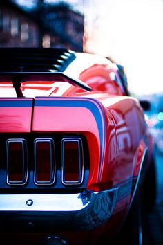 Classic Mustang...where the love began